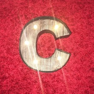 Studio Decor LED Marquee Letter